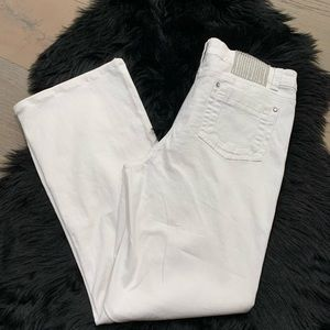 American Exchange White Jeans Pants 32 bling